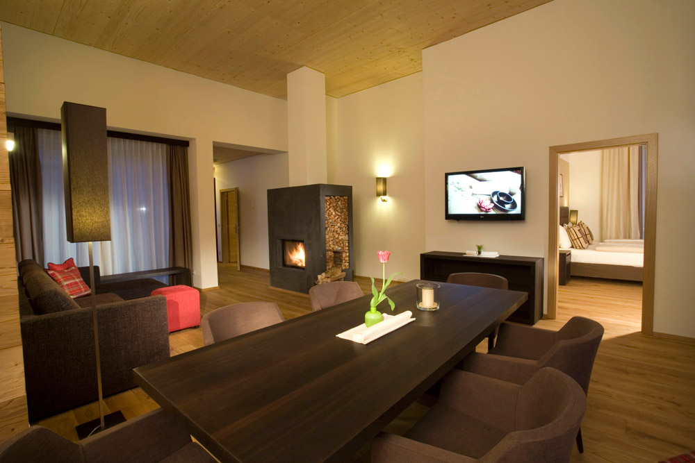 Wellness hotel archives berge for Design hotel achensee