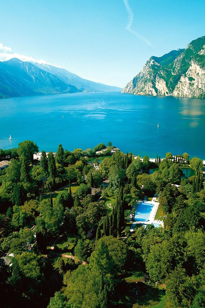 Du lac aussicht berge for Wellnesshotel deutschland designhotels