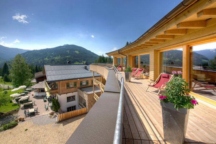 Forsthofalm 1 berge for Wellnesshotel deutschland designhotels