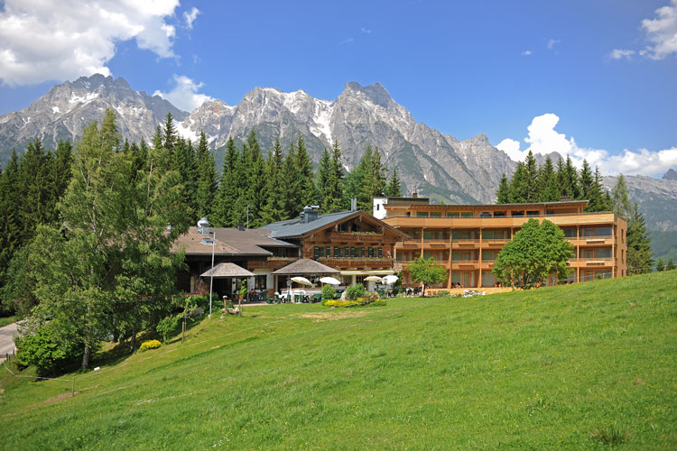 Forsthofalm 2 berge for Wellnesshotel deutschland designhotels