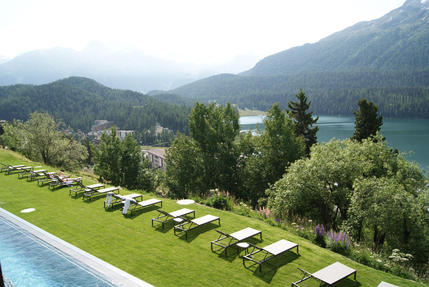 Hotel In St Moritz  Sterne