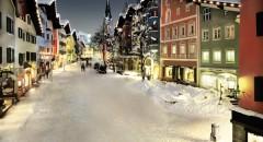Kitzbühel die Perle der Tiroler Berge