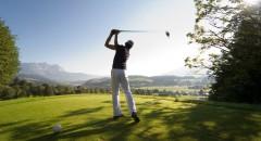 Um Kitzbühel liegen gleich vier Golfplätze