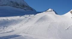 Der Hintertuxer Gletscher ist ein ganzjahres Skigebiet