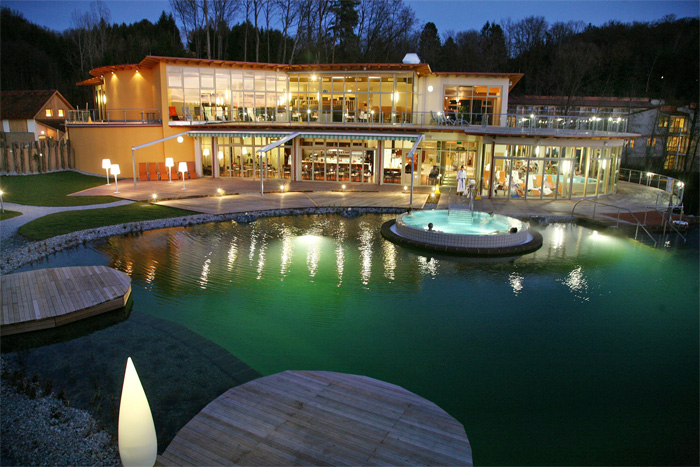 Bad waltersdorf 1 berge for Wellnesshotel deutschland designhotels