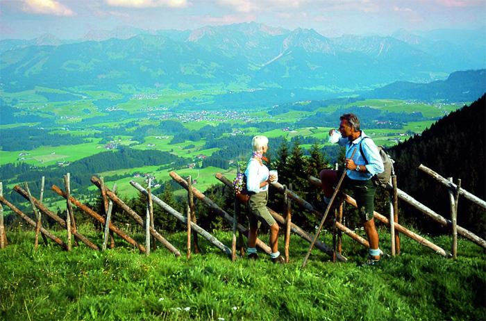 Heilklimawandern fischen 2 berge for Wellnesshotel deutschland designhotels