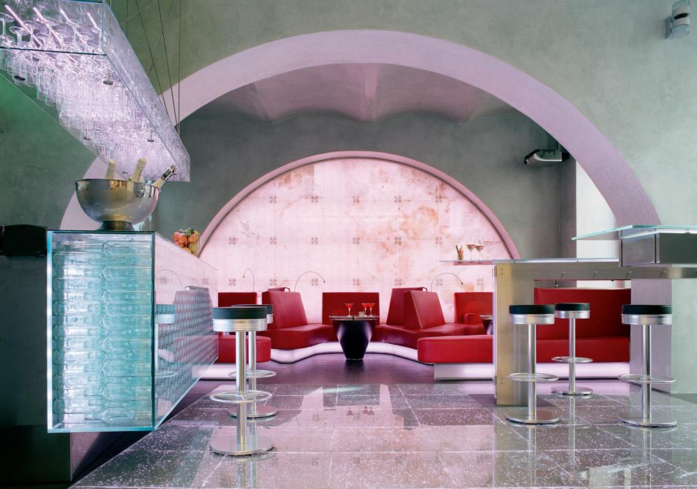 Gelebte kunst im designhotel greif in bozen berge for Bozen designhotel