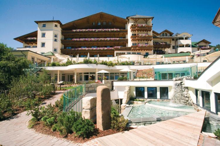 Die 5-Sterne Wellness Residenz Schalber in Serfaus in Tirol