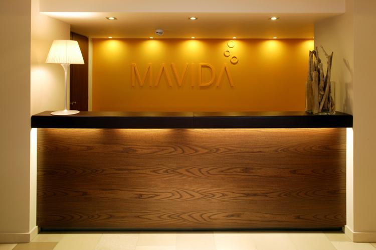Mavida relaxation by design berge das for Designhotel skifahren