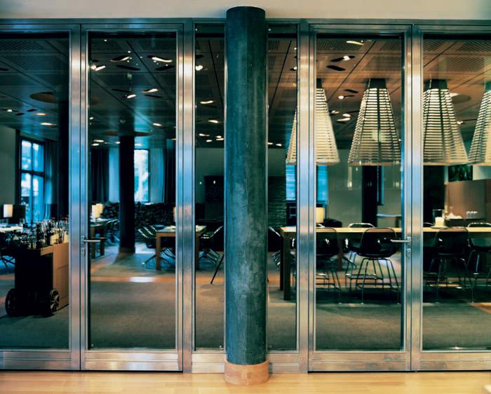 The omnia eingang berge for Wellnesshotel deutschland designhotels